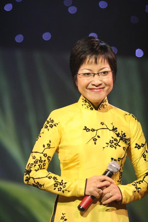 MC Thảo Vân